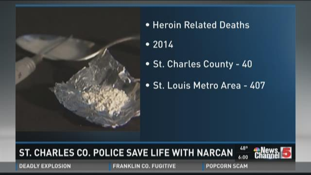 Narcan could save lives