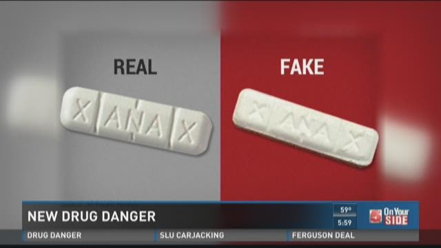 Real Green Xanax Bars >> Illinois State Police warn of counterfeit Xanax