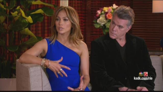 Heidi Glaus sits down with Jennifer Lopez and talks about motherhood