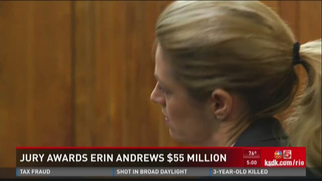 Erin andrews peephole video stream