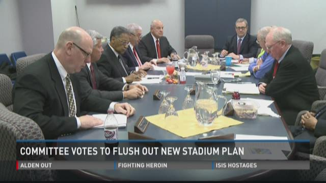 Plans unveiled to keep the Rams in STL
