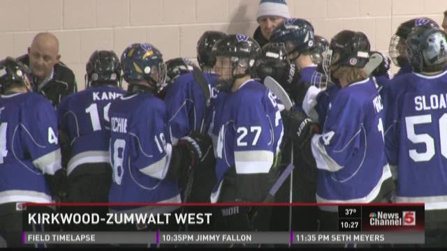 Vianney, Kirkwood gets hockey playoff victories