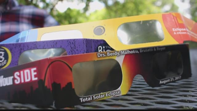 What to do with your solar eclipse glasses