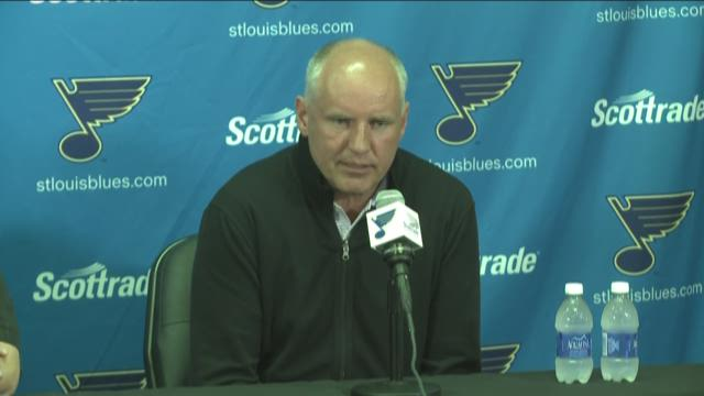 Hitch Blues Presser