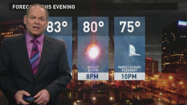 Scott Connell's Wednesday forecast