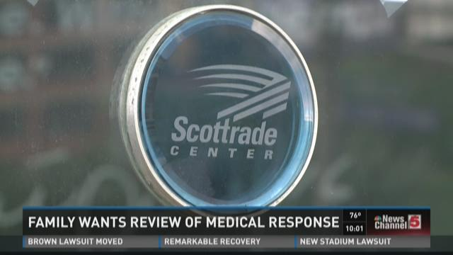 Family wants review of medical response