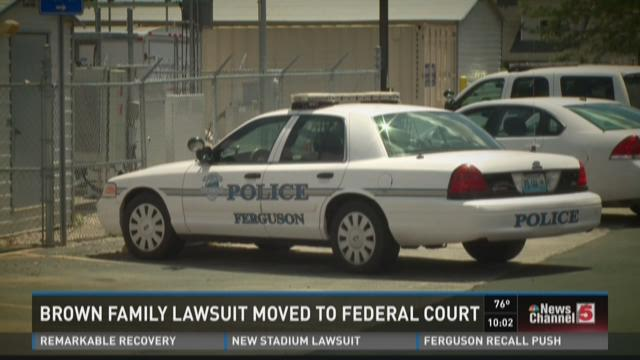 Brown family lawsuit moved to Federal Court