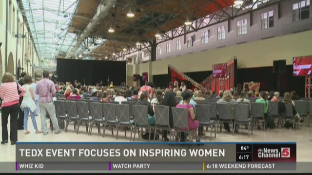 TEDX event focuses on inspiring women