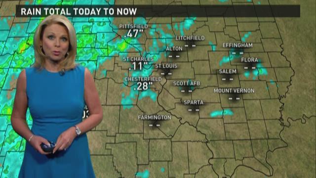 Cindy Preszler's Thursday Evening Forecast