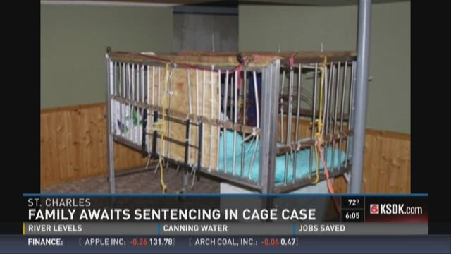 Family awaits sentencing in cage case