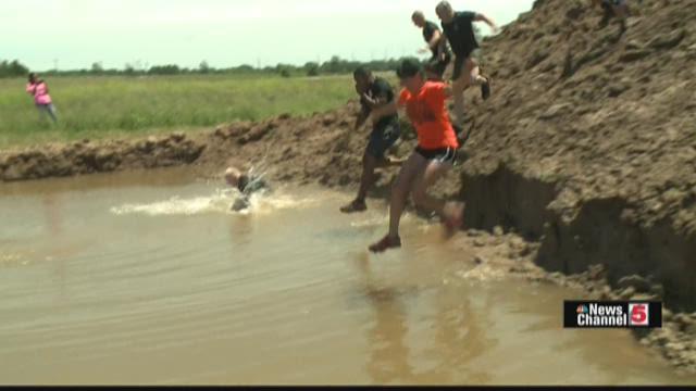 USO Mud Run