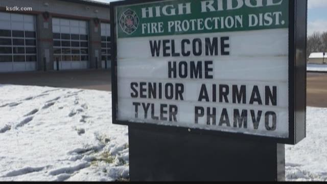 Airman surprises wife while mom surprises Airman
