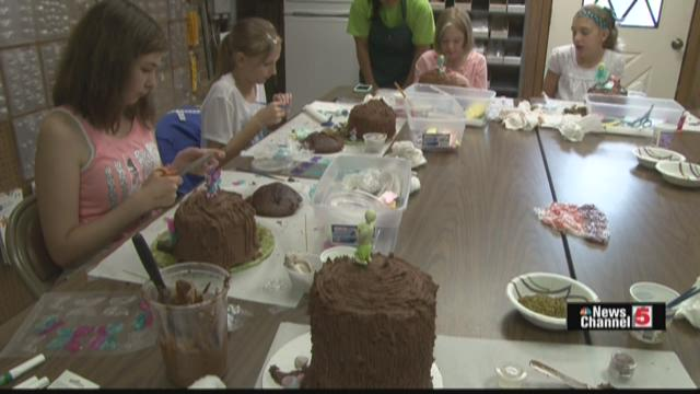 Cake Decorating Classes Usa : Cake decorating for kids of all ages