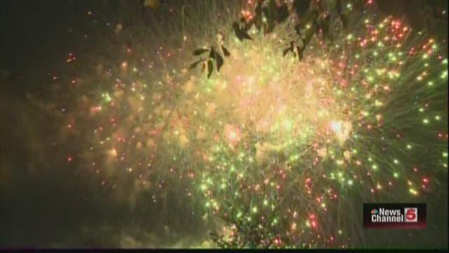Fair STL Fireworks SMSL