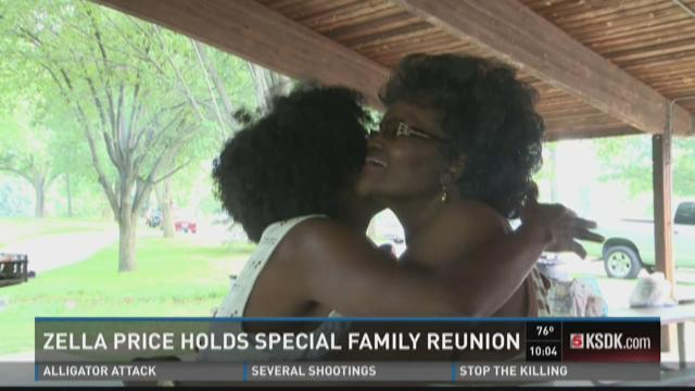 Family reunion, 49 years in the making