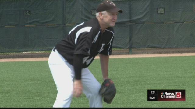 63-year-old returns to field after nearly dying on the field