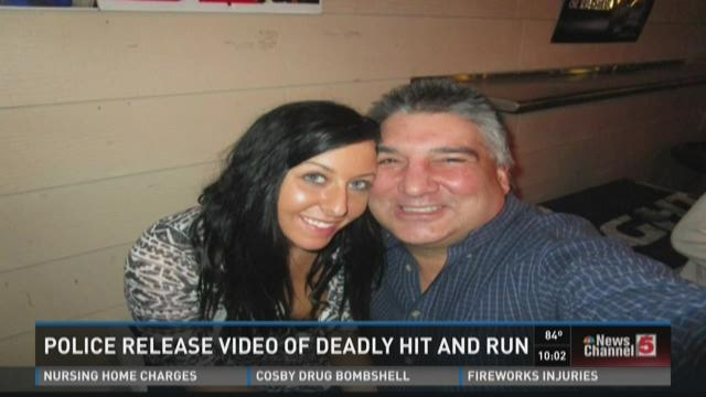 Police release video of deadly hit and run
