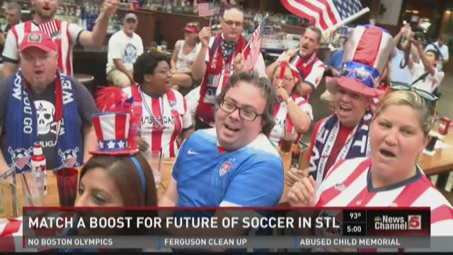 STL to host World Cup Qualifier in November