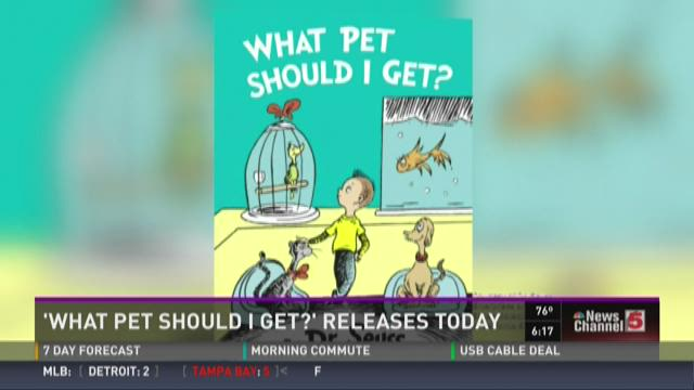 'What Pet Should I Get' releases today