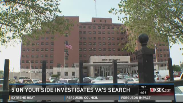 5 on Your Side investigates VA's search
