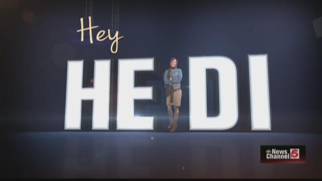 Hey Heidi