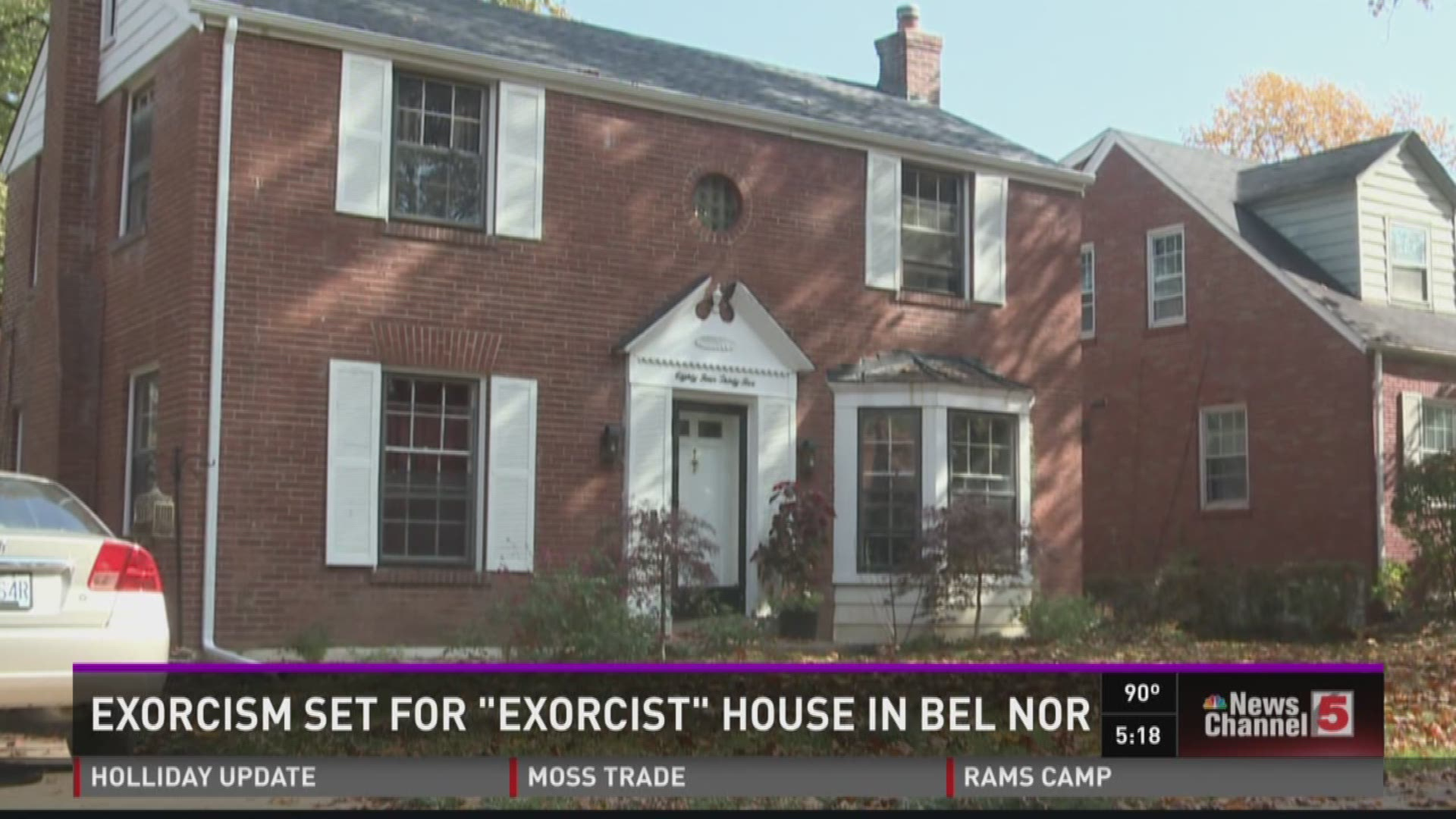 Exorcism set for
