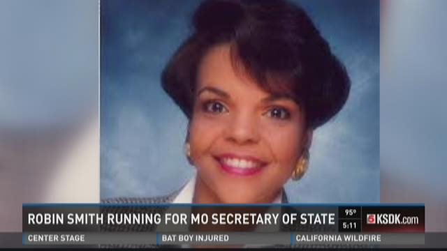 Robin Smith running for Mo. secretary of state