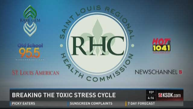 Breaking the toxic stress cycle