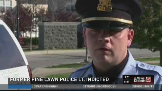 Former Pine Lawn police LT. Indicted