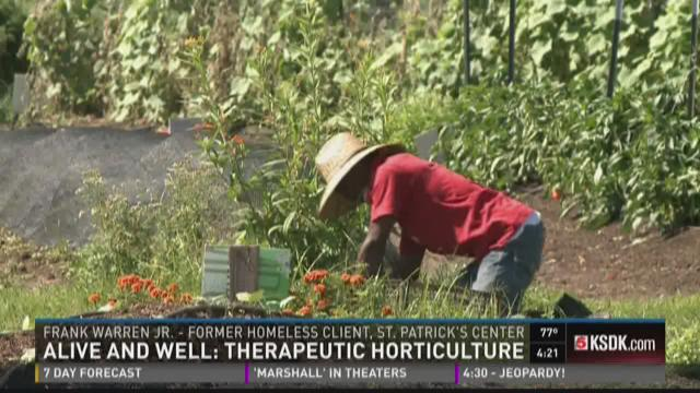 Therapeutic Horticulture