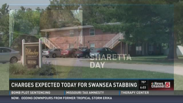 Charges expected for Swansea stabbing