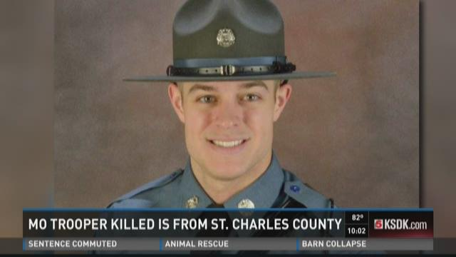 Mo Trooper killed is from St. Charles County
