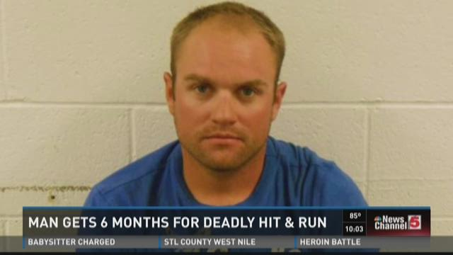 Man gets 6 months for deadly hit and run