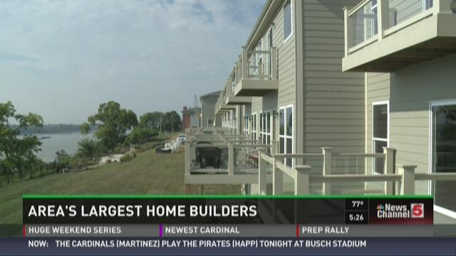 Business Journal: Area's largest home builders