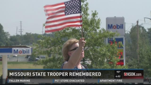 Missouri State Trooper remembered