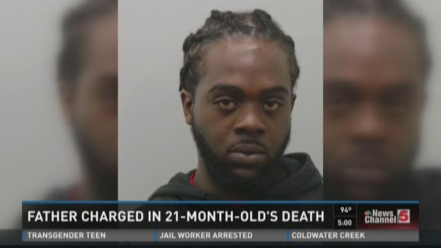 Father charged in toddler shooting death