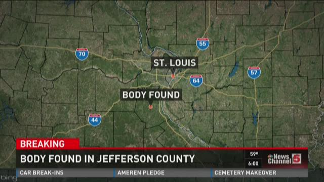 Body found in Jefferson County
