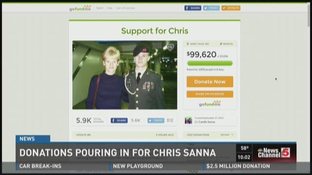 Cardinals fan recovering after shooting