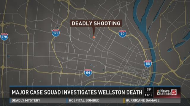 Major case squad investigates Wellston Death
