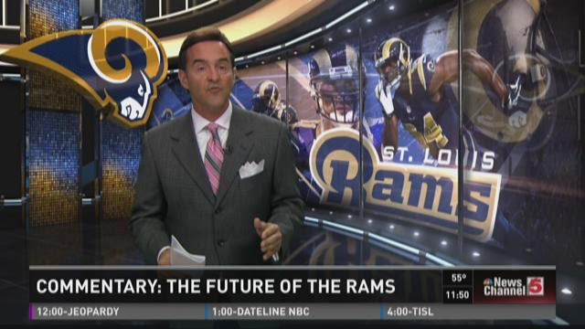 Commentary: The future of the Rams