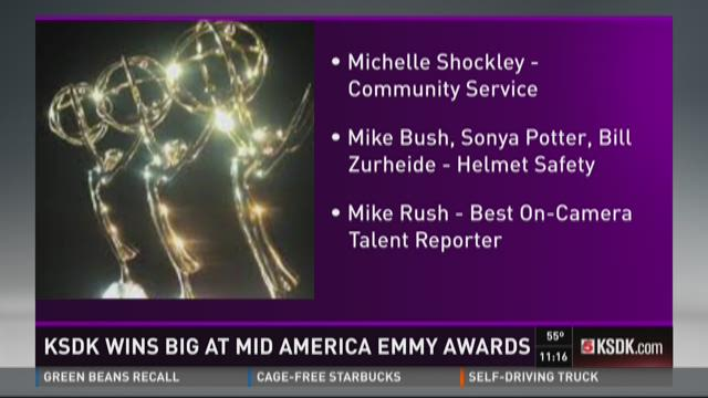 KSDK Big winners in Mid-America Emmys