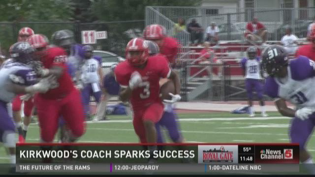 Kirkwood off to an undefeated start