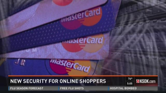 New security for online shoppers