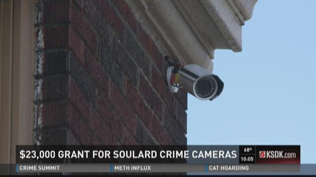 $23,000 grant for Soulard crime cameras