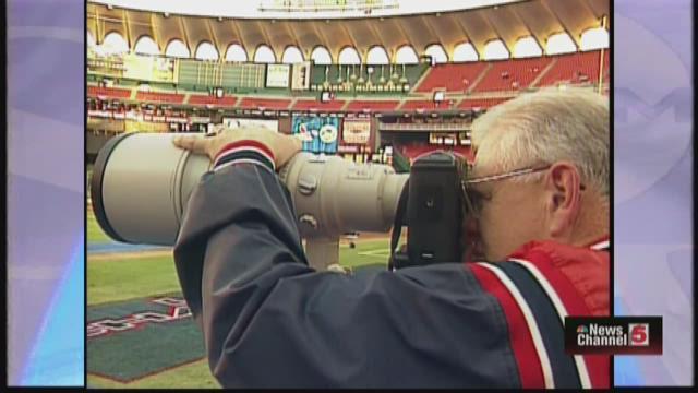 Classic Cardinal Photographer