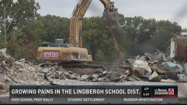 New school Lindbergh