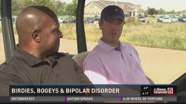 """""""Birdies, Bogeys %26 Bipolar Disorder"""""""