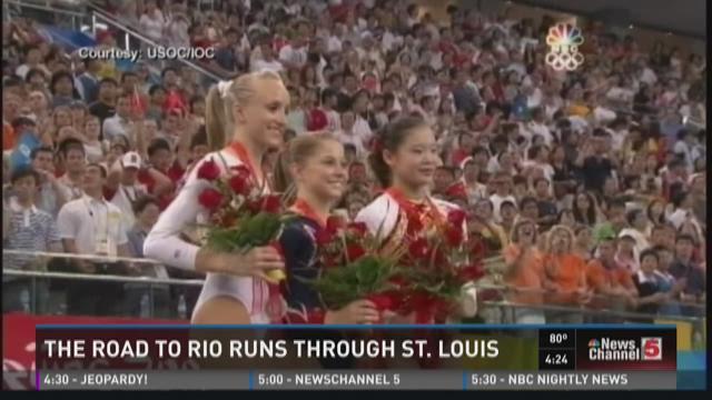 The Road to Rio runs through St. Louis
