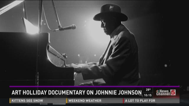 Art Holliday's documentary on St. Louisan Johnnie Johnson is nearly complete.